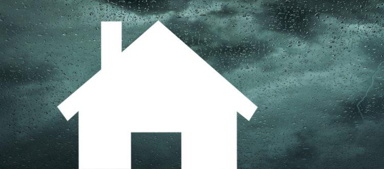 Quando è richiesto un tetto a elevata sicurezza contro la pioggia?